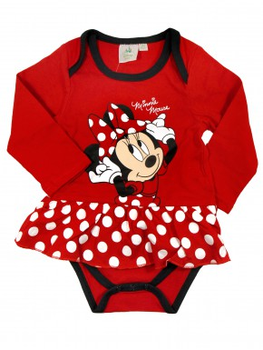 Body bebé Disney Minnie
