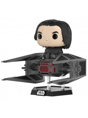 Funko Pop! Star Wars Kylo Ren en Tie Fighter