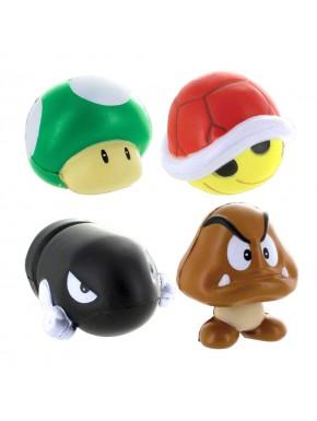Bolas Antiestrés Super Mario