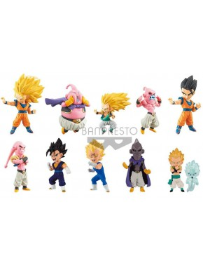 Figuritas Sorpresa Dragon Ball Banpresto Buu Saga