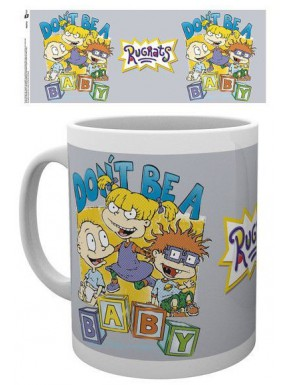 Taza Rugrats Don't Be A Baby