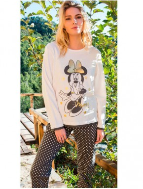 Pijama Minnie Stars Adulto