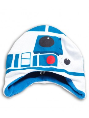 Gorro niño Star Wars R2D2
