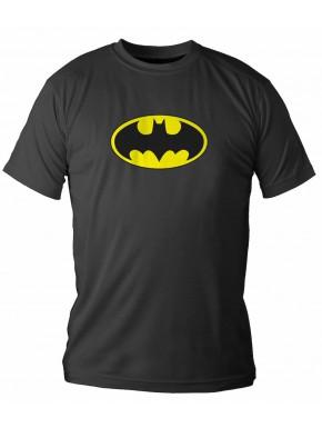 Camiseta Batman Logo Clásico