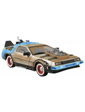 DeLorean Regreso al Futuro III  36cm luz y sonido