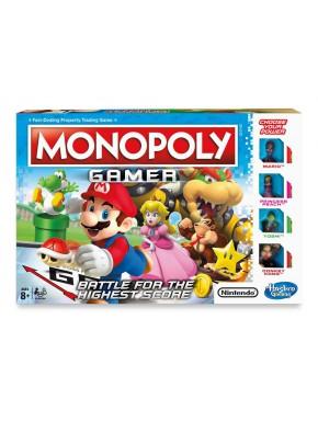 Monopoly Gamer Super Mario Nintendo
