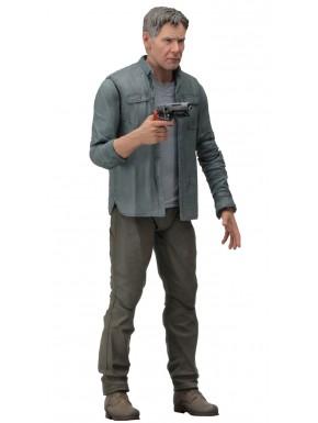 Figura Deckard Harrison Ford Blade Runner 2049 Neca 17 cm
