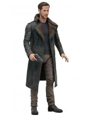 Figura Oficial K Ryan Gosling Blade Runner 2049 Neca 17 cm