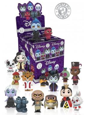 Minifiguras Sorpresa Villanos de Disney Funko