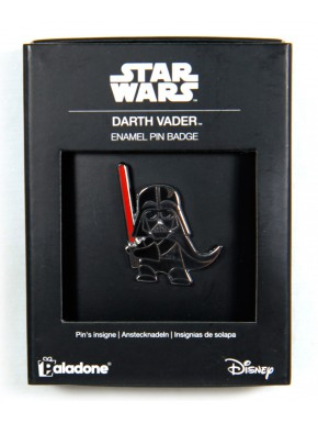 Pin Darth Vader Star Wars Deluxe
