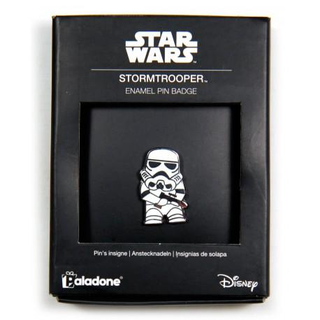 Pin Stormtrooper Star Wars Deluxe