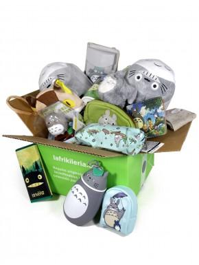 Caja sorpresa Ghibli 30 Aniversario Totoro