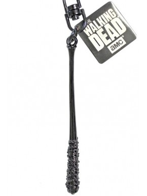 Llavero 3D Metal The Walking Dead Lucille Bate de Negan