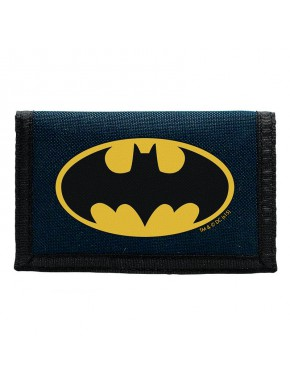 Cartera Larga Batman DC Comics Logo