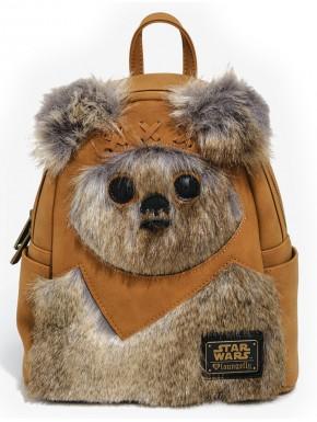 Bolso mochila Ewok Star Wars Loungefly