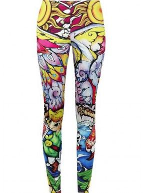 Leggins Zelda The Wind Waker