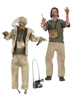 Figura La Matanza de Texas Retro Nubbins Collecter's Set NECA