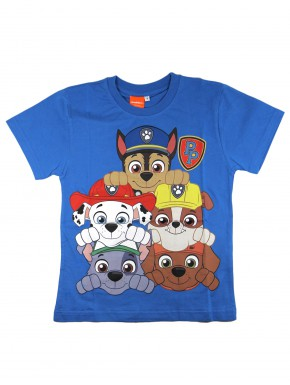 Camiseta Patrulla canina faces