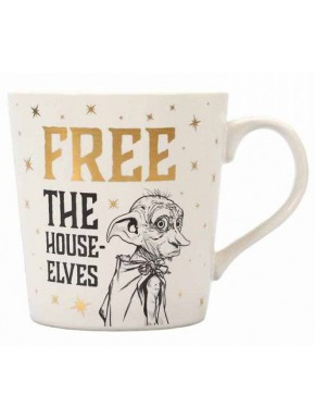 Taza Harry Potter Dobby Free The House Elves