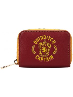 Cartera Monedero Harry Potter Quidditch Captain