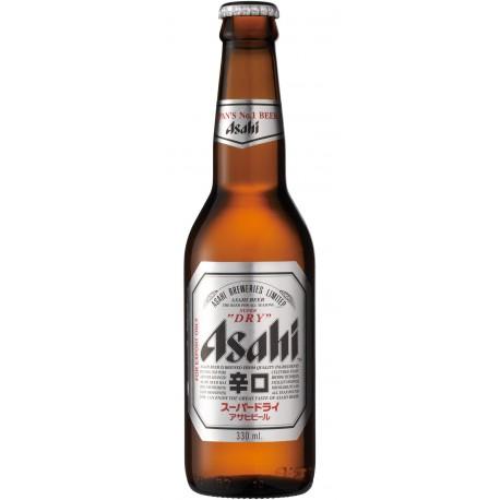 Cerveza Japonesa Asahi Super Dry 33 cl