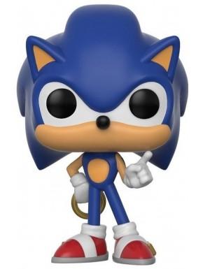 Funko Pop! Sonic con Anillo Sega