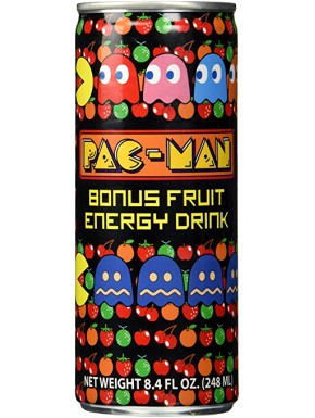 Bebida Pac-Man Bonus Fruit