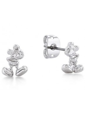Pendientes oro blanco Mickey Mouse Disney Figura