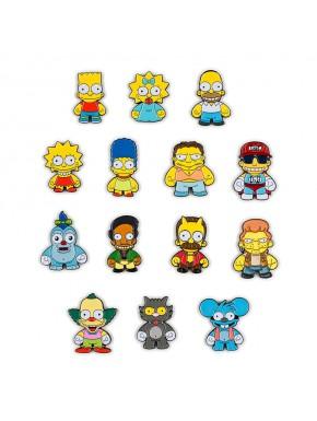 Pins Sorpresa Los Simpson Kidrobot