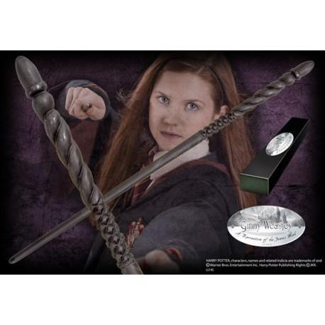 Varita de colección Ginny Weasley Ed. Carácter
