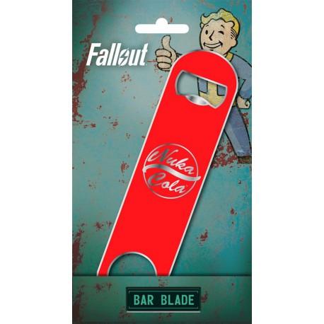 Abrebotellas Fallout Nuka Cola