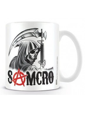 Taza Sons of Anarchy Samcro Reaper