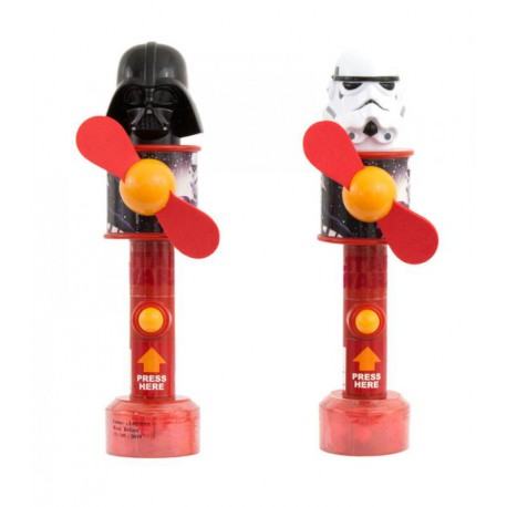 Dispensador de caramelos Star Wars ventilador Stormtrooper
