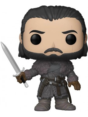 Funko Pop! Jon Snow Juego de Tronos Beyond The Wall T7