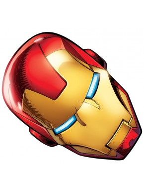 Alfombrilla Iron Man Casco Marvel