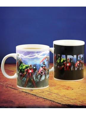 Taza Térmica Marvel Avengers