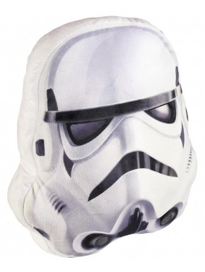 Cojin Star Wars Stormtrooper 35 cm Terciopelo