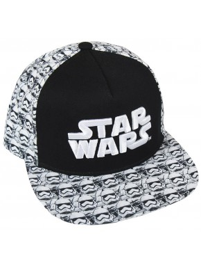 Gorra Star Wars Logo Stormtrooper