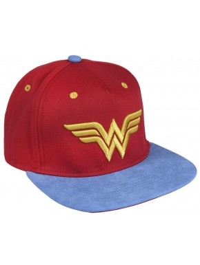 Gorra Wonder Woman Logo