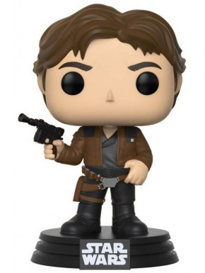 Funko Pop! Star Wars Han Solo Película 2018