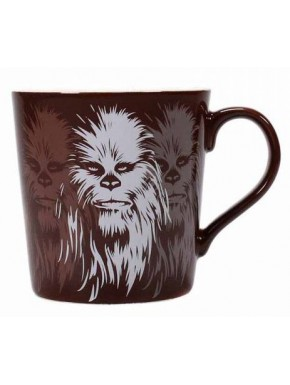 Taza Chewbacca Star Wars Upset a Wookie