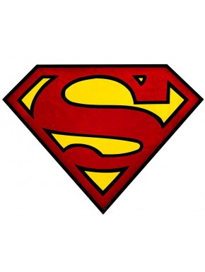 Alfombrilla Superman Logo