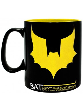 Taza Gigante Batman DC Bat or Man