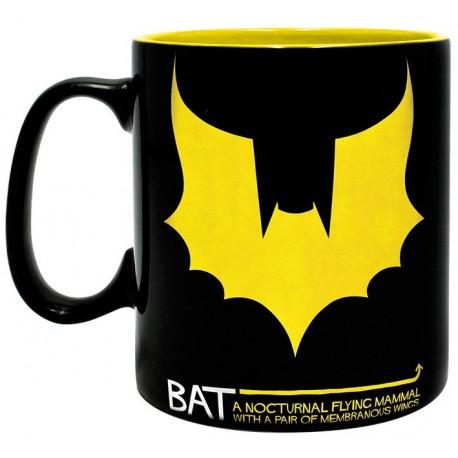 Taza Gigante Batman DC Bat or Man
