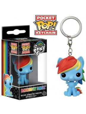 Llavero Mini Funko Pop! My Little Pony Rainbow Dash