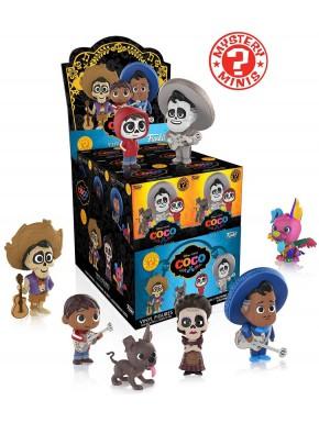 Minifigura Sorpresa Coco Disney Funko Mystery Mini