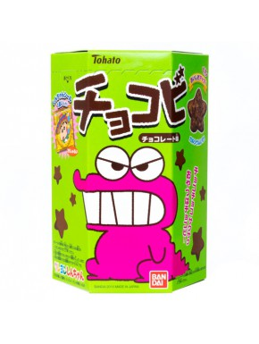 Snack de Chocolate Shin Chan con Sticker