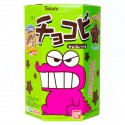 Snack de Chocolate Shin Chan Chocobi con Sticker