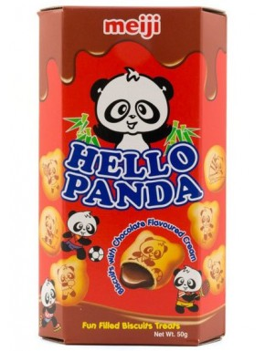 Snack Galletas de Chocolate Kawaii Hello Panda