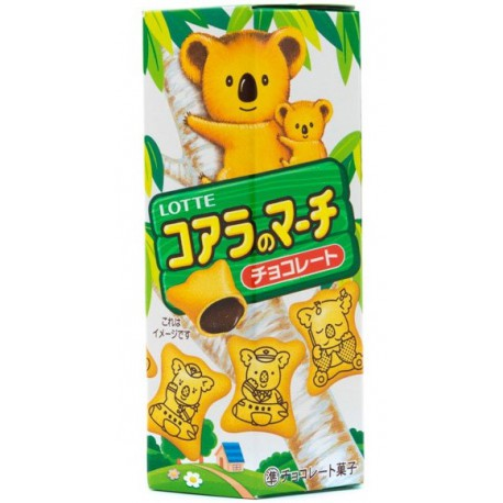 galletas de chocolate koala